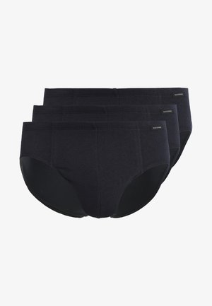 ESSENTIALS SUPERMINI 3 PACK - Briefs - dunkelblau