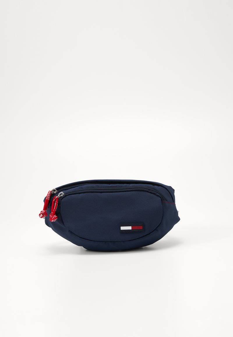 Tommy Jeans - TJM CAMPUS  BUMBAG - Bum bag - blue