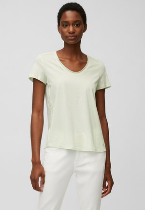 Basic T-shirt - pale mint