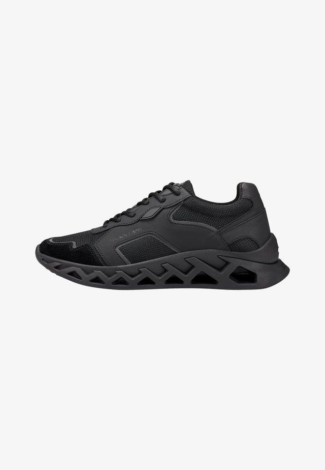 PIVOT RUNNER - Sneakers laag - black