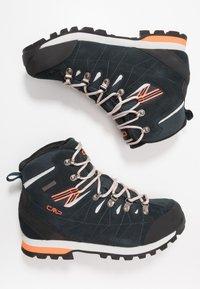 CMP - ARIETIS TREKKING SHOES WP - Obuwie hikingowe - antracite/flash orange - 1