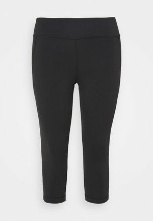 LUX 3/4  - Leggings - black