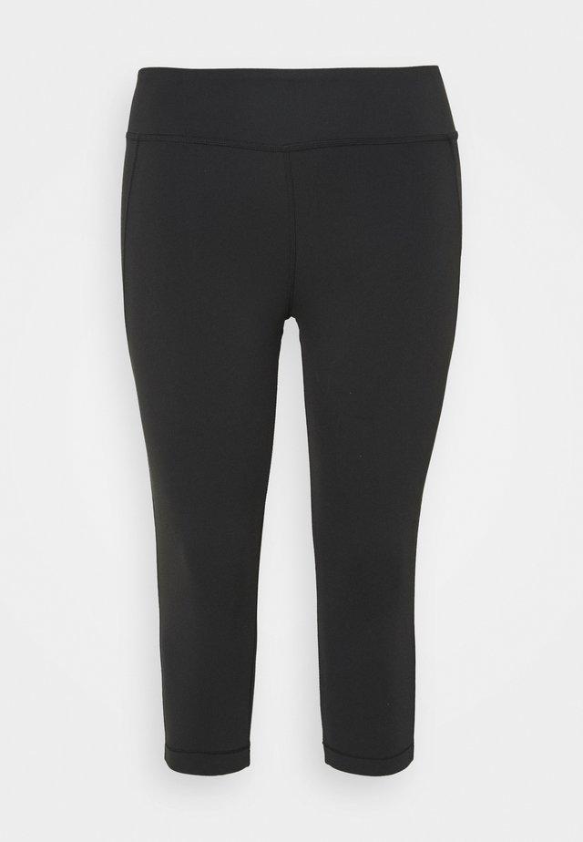 LUX 3/4  - Collant - black