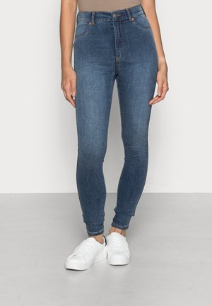 SOLITAIRE  - Jeans Skinny Fit - dark blue