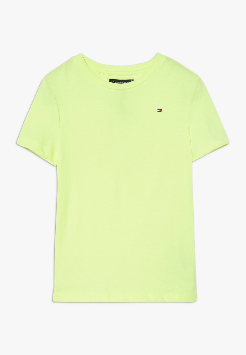 Tommy Hilfiger - ESSENTIAL ORIGINAL TEE - T-shirt basic - yellow