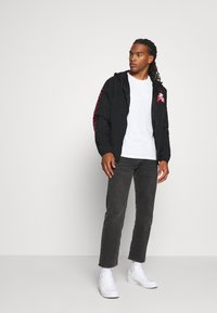 Jordan - JUMPMAN - Summer jacket - black/white - 1
