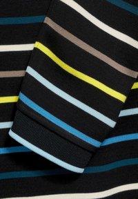 Cecil - MIT STREIFEN - Long sleeved top - schwarz - 4