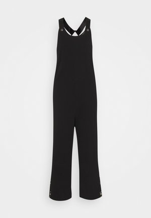 DUNGAREE - Combinaison - black