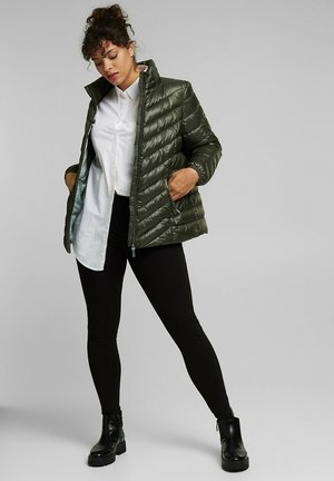 Light jacket - khaki green