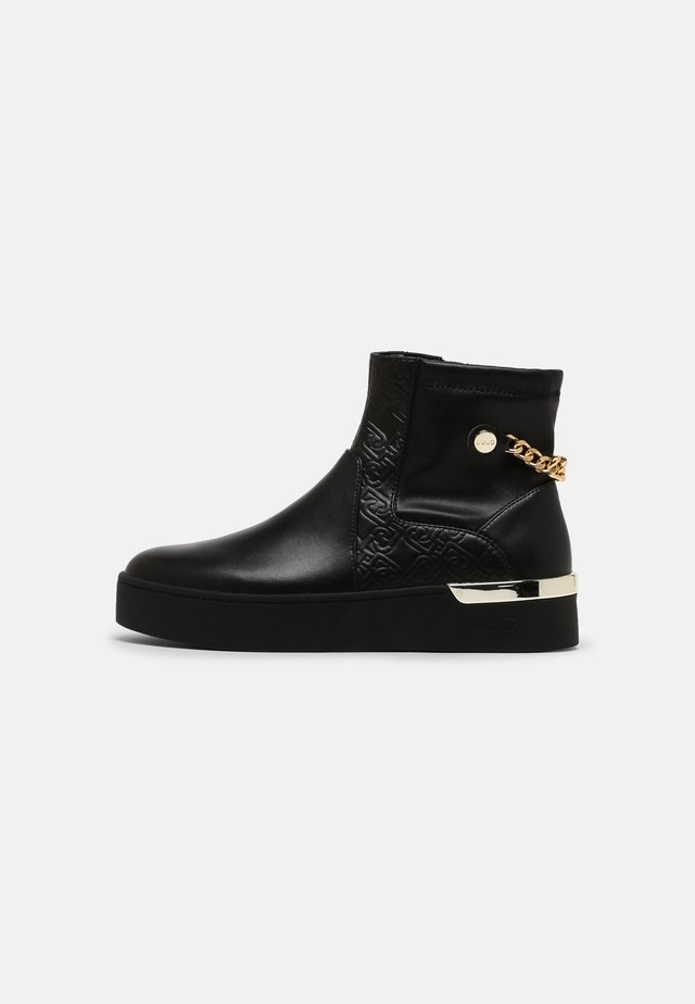 SILVIA - Classic ankle boots - black