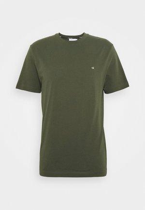 LOGO - Basic T-shirt - green