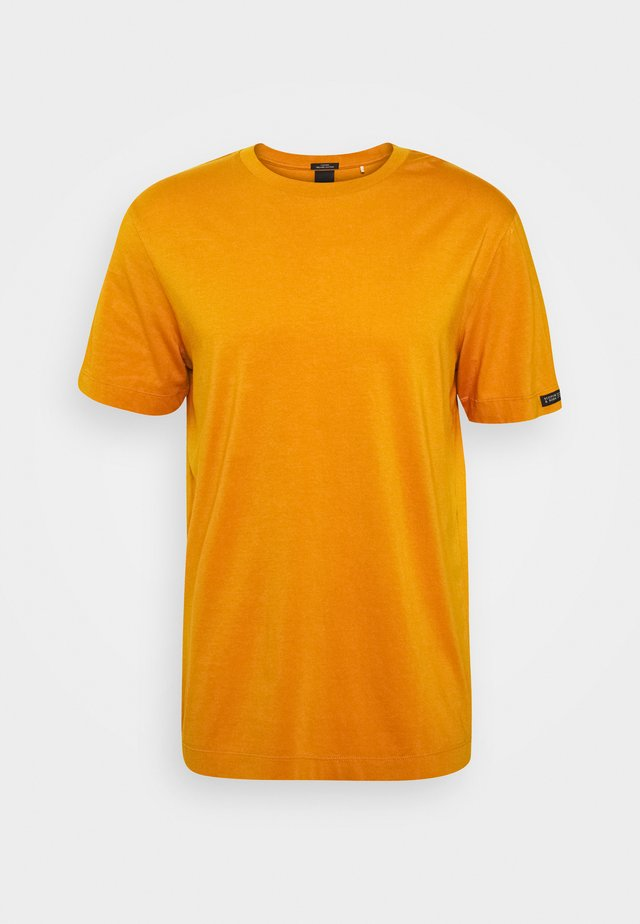 T-shirt basic - rust