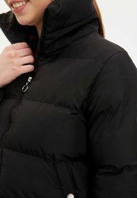 DeFacto - Winter jacket - black - 4