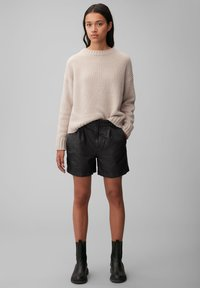 Marc O'Polo - Shorts - black - 1