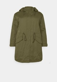 MY TRUE ME TOM TAILOR - WINTER - Parka - olive night green - 3