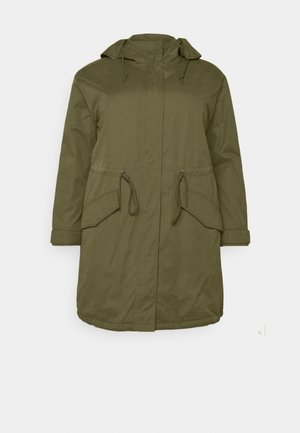 WINTER - Parka - olive night green