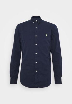 CHINO - Shirt - cruise navy