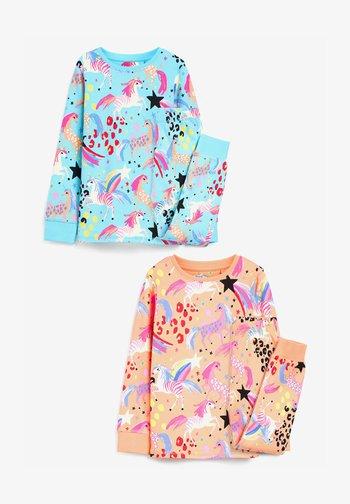 2 PACK - Pyjama - multi coloured