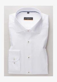 Eterna - SLIM FIT - Formal shirt - weiß - 0