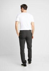 Viggo - SUNNY - Suit trousers - charcoal - 2