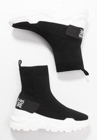 Versace Jeans Couture - Vysoké tenisky - nero - 3