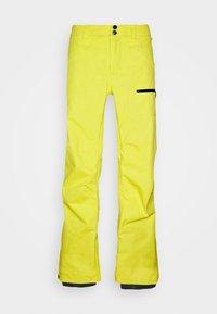 COVERT - Snow pants - limeade