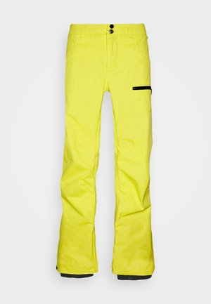 COVERT - Snow pants - limeade