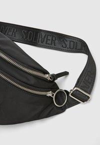 s.Oliver - Bum bag - black - 2