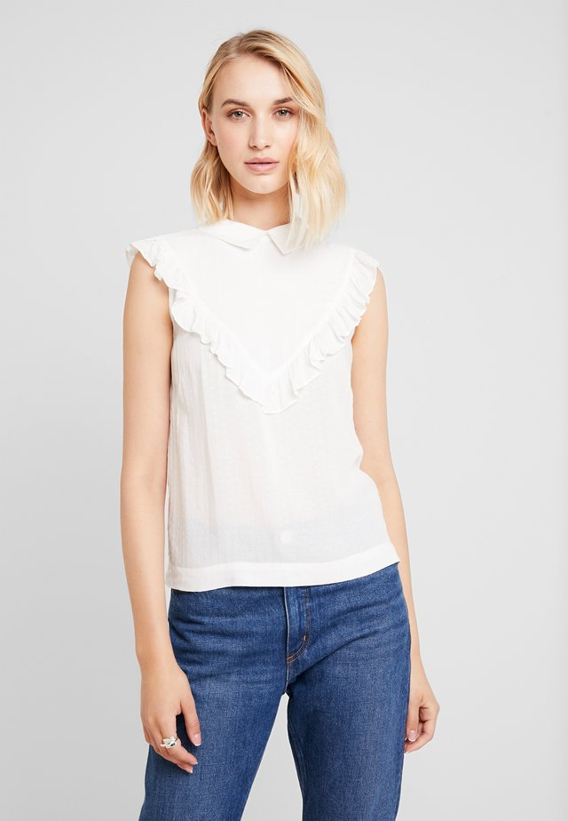 ROBERTE - Blouse - white