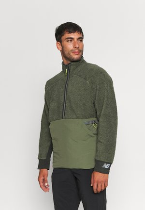 SPEED ANORAK - Sports jacket - norway spruce
