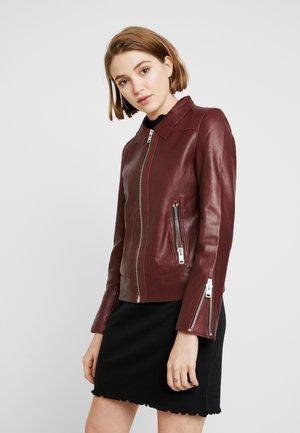 YASVITA JACKET ICONS - Leather jacket - andorra