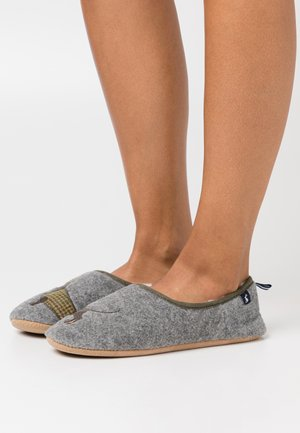 SLIPPET - Pantuflas - grey