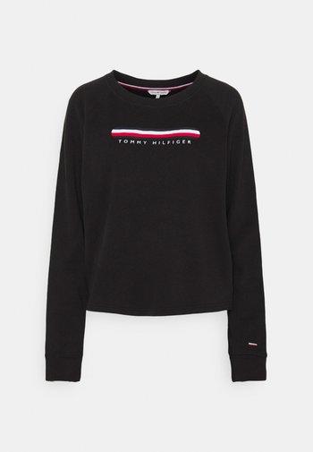 TH SEACELL TRACK - Pyjama top - black