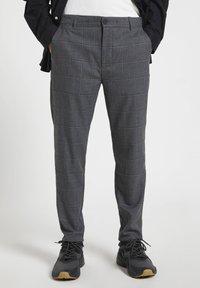 PULL&BEAR - Chinos - mottled grey - 0