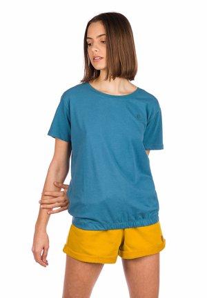 INDRA - Basic T-shirt - midnight