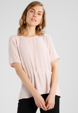 SFTANNA TOP  - Blouse - sepia rose