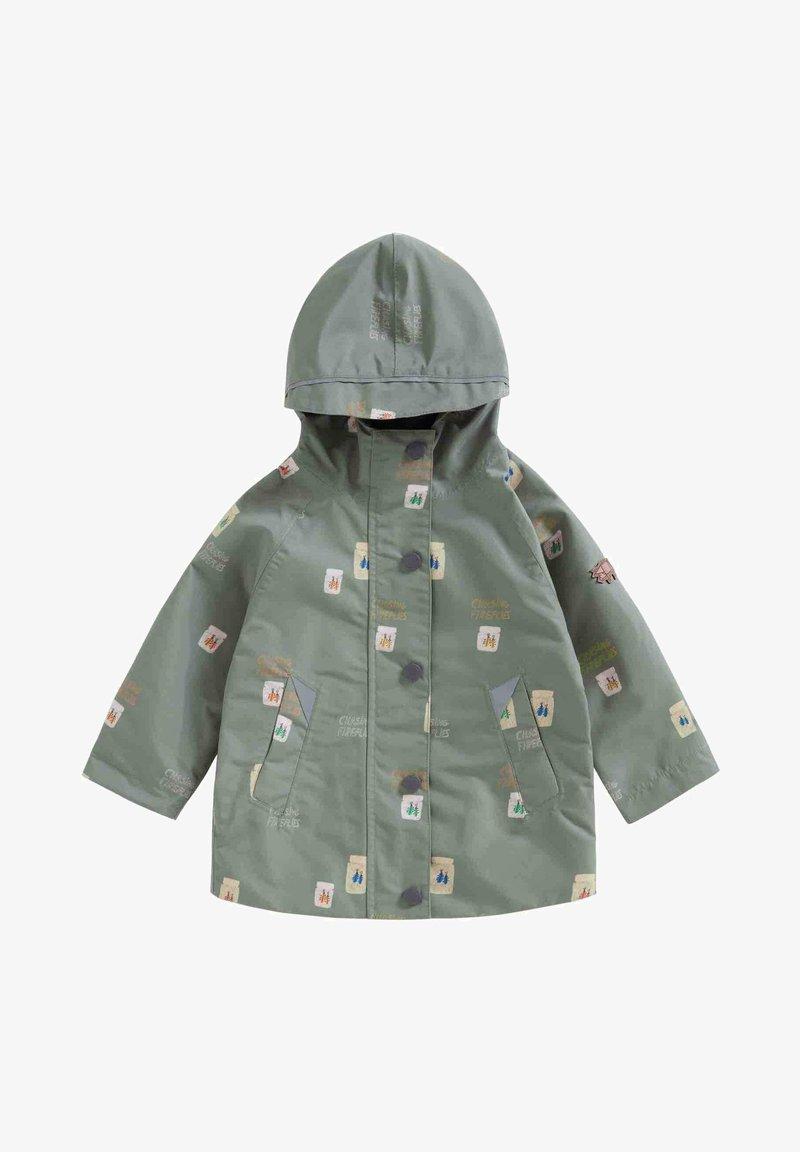 Töastie - Outdoor jacket - green