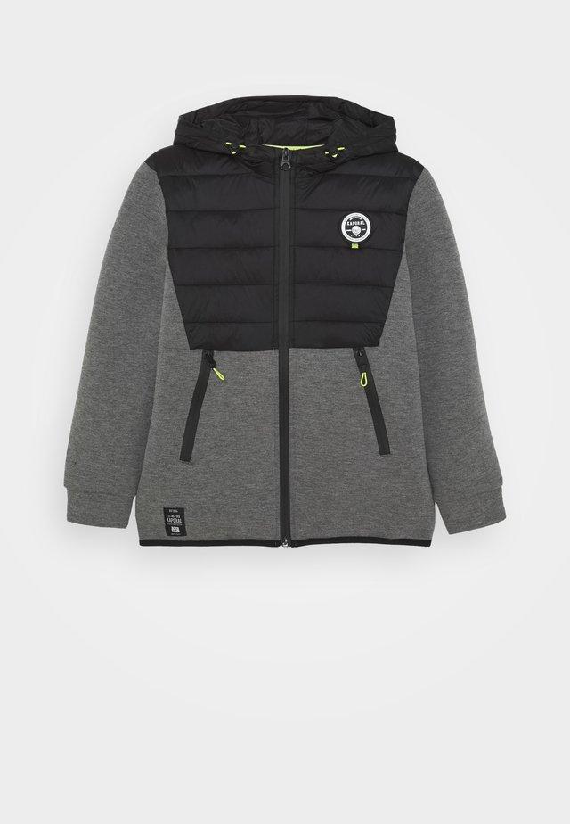 ORDO - Light jacket - mottled dark grey
