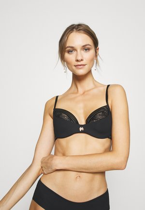 GEORGIAH - Underwired bra - black