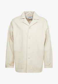 BENGT JACKET - Summer jacket - beige