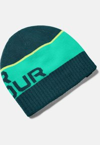 Under Armour - Beanie - blackout teal