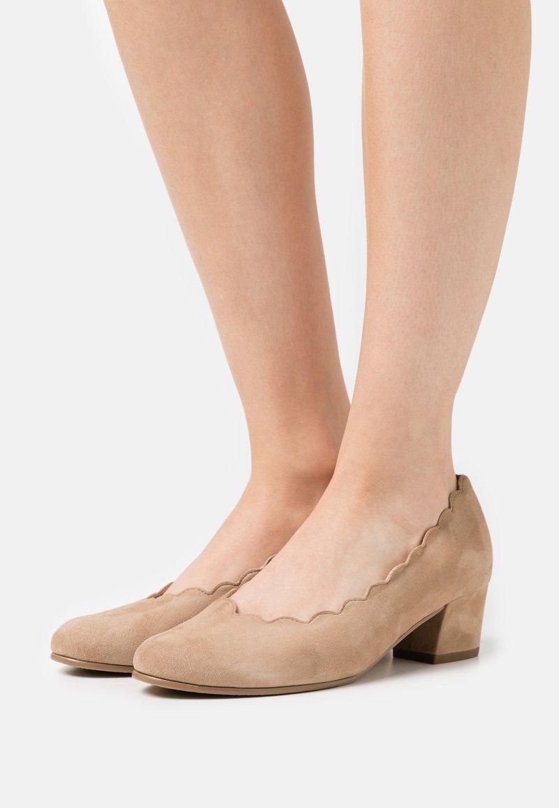 Gabor Comfort - Classic heels - sand