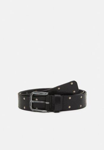COLLISION BELT  - Belt - black