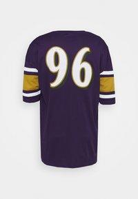 Fanatics - NFL BALTIMORE RAVENS FRANCHISE SUPPORTERS  - Club wear - purple - 1