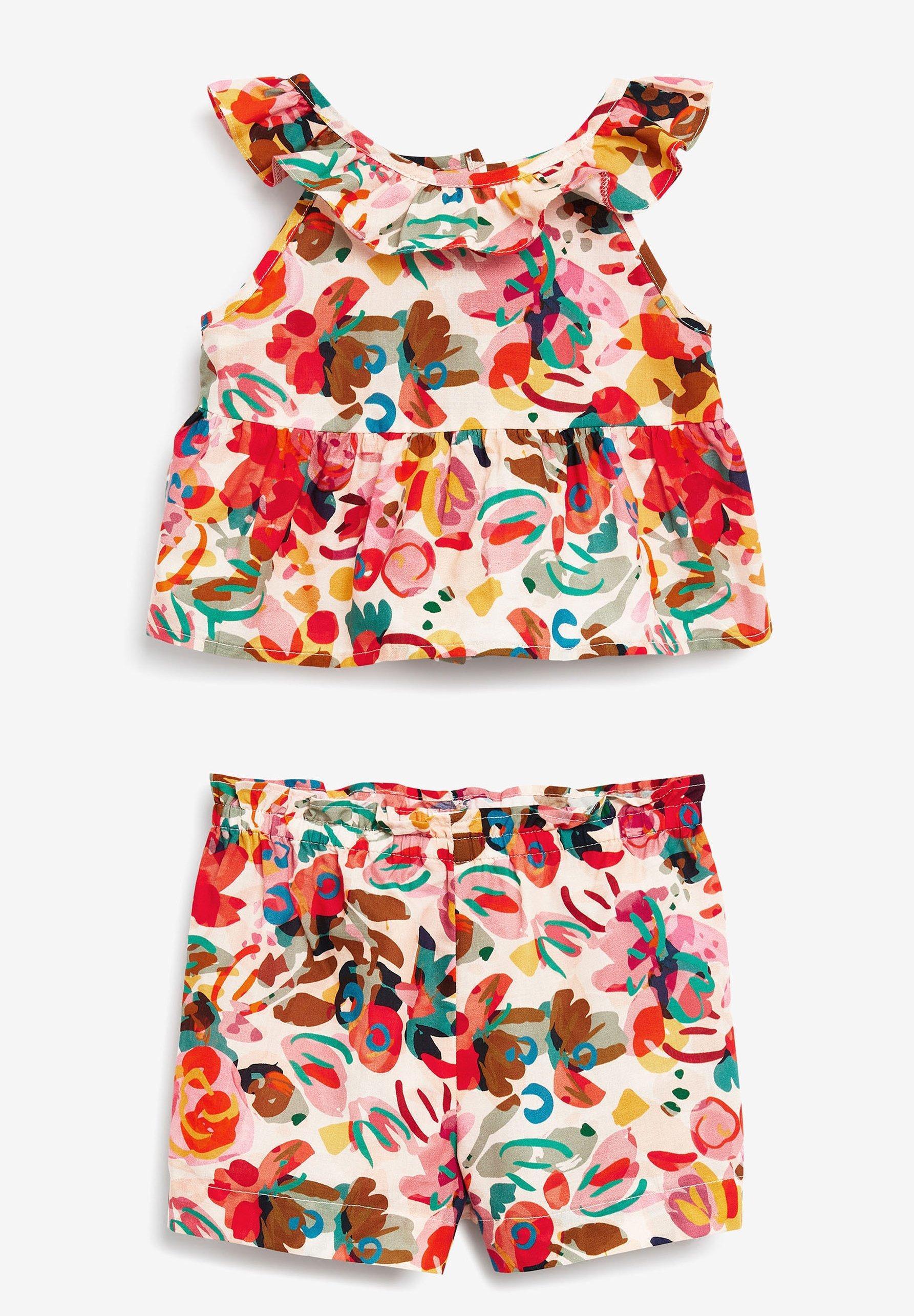 Kinder PRINTED CO-ORD SET  - Shorts
