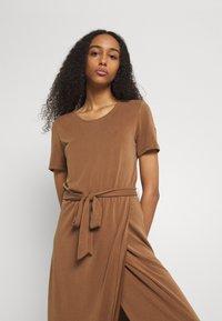 Object - OBJANNIE NADIA DRESS - Maxi dress - partridge - 3
