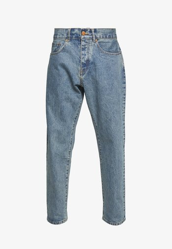 Relaxed fit jeans - heavy stone