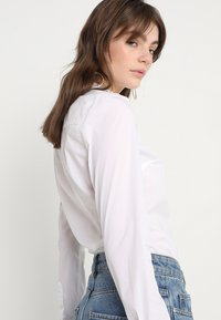 Tommy Jeans - ORIGINAL - Button-down blouse - classic white - 3