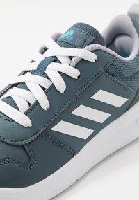 adidas Performance - VECTOR K UNISEX - Sports shoes - legend blue/footwear white/glow grey - 2