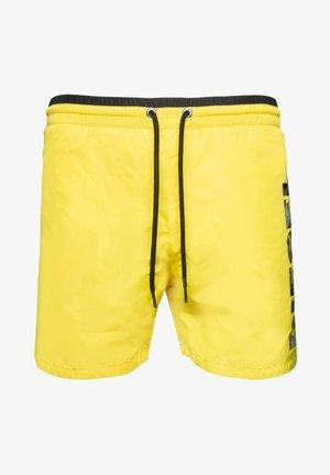 Short de bain - blazing yellow